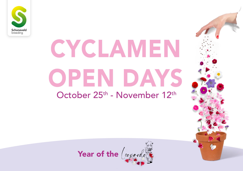 cyclamen open dagen 2021